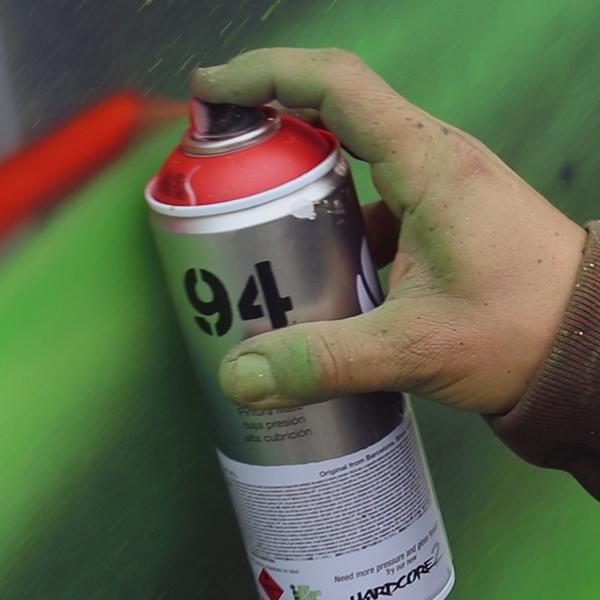 Réalisation d'une vidéo report pour l'évènement Graffiti Jam à Aytré. Mehdi Mellouk, Réalisateur et Graphiste à La Rochelle.