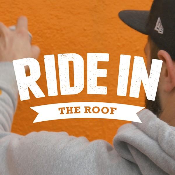 Réalisation d'un teaser et d'une vidéo report pour l'évènement ride in the roof. Mehdi Mellouk, Réalisateur et Graphiste à La Rochelle.