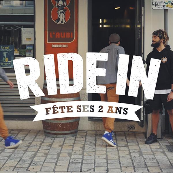 Teaser pour les 2 ans de Ride in La Rochelle (association culturelle). Cinemagraph. Panasonic GH4. Mehdi Mellouk. Réalisateur et Graphiste à La Rochelle.